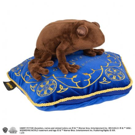 Harry Potter Chocolate Frog and Cushion Plush